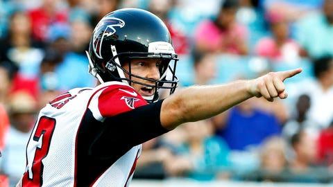 Falcons QB T.J. Yates, $1.5 million