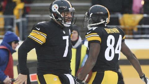 Sunday: Steelers at Bills