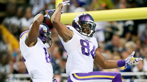 Vikings 34, Rams 6