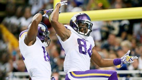 Vikings 34, Rams 6