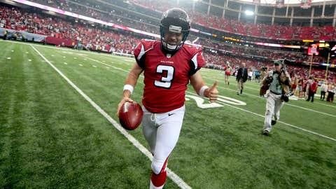 Falcons 37, Saints 34