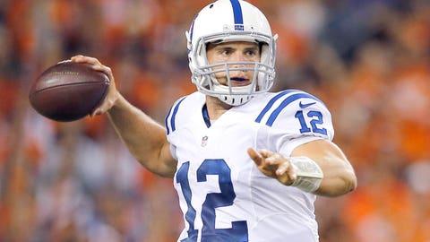 Broncos 31, Colts 24