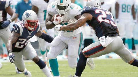 Dolphins 33, Patriots 20