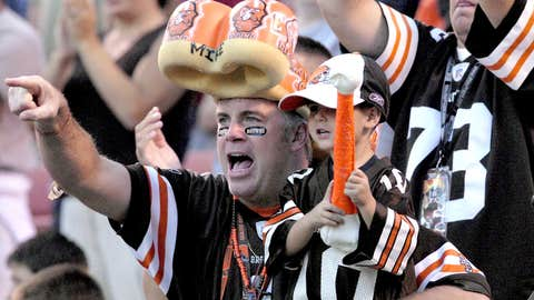 Tampa Bay Buccaneers at Cleveland Browns