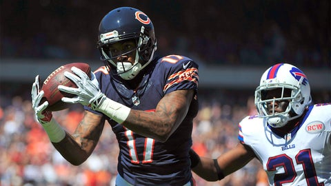 Can Alshon Jeffery become a true No. 1 receiver?