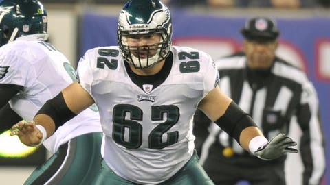 Philadelphia Eagles: Jason Kelce, C