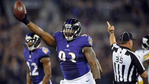 Ravens 26, Steelers 6