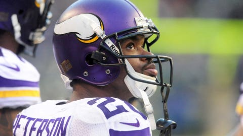 Will the Adrian Peterson drama affect the Vikings' draft plans?