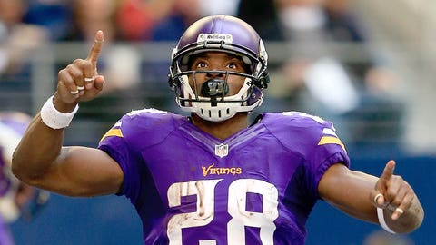 Minnesota Vikings: RB Adrian Peterson - $14 million