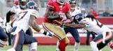 Report: 49ers TE Vernon Davis played hurt during 2014 season
