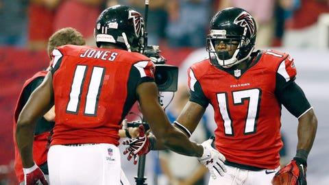 9. Atlanta Falcons