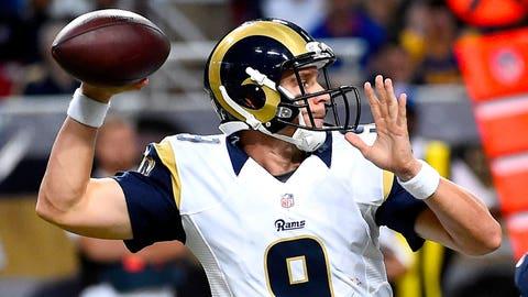 29. St. Louis Rams