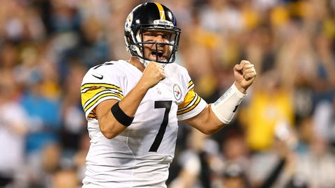 Ben Roethlisberger: 14 playoff games, 10 wins, 4 losses