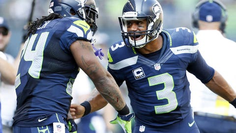 Seattle Seahawks: QB Russell Wilson - $21.9 million