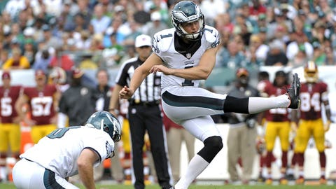 The kicking game