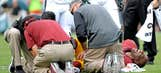 Report: Redskins' Hall re-tears Achilles, will need another surgery