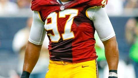 Jason Hatcher, DL, Redskins