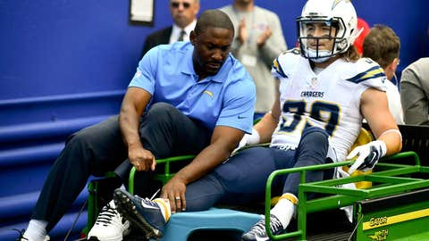 Danny Woodhead, RB, Chargers