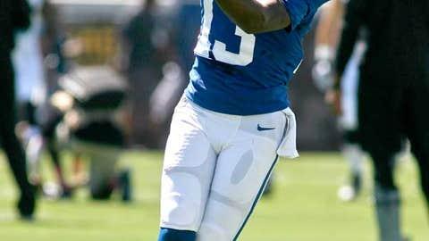 T.Y. Hilton, WR, Colts