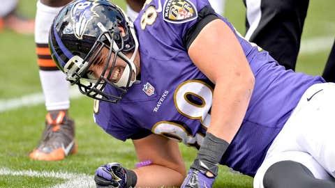 Dennis Pitta, TE, Ravens