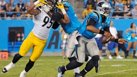 Jarvis Jones, LB, Pittsburgh Steelers