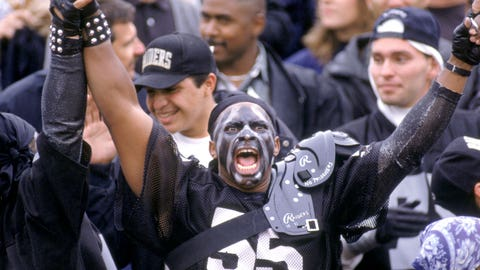 1995 – Returned to Oakland
