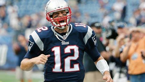 7. New England Patriots