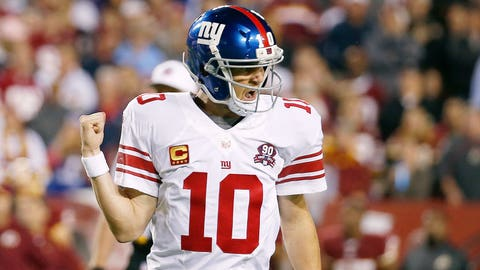 New York Giants (2-2): C