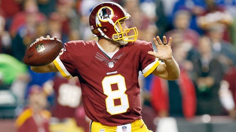 Redskins (+2.5) over CARDINALS (Over/under: 49)