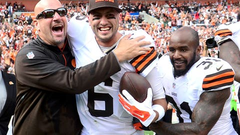 No accident Browns are 7-5