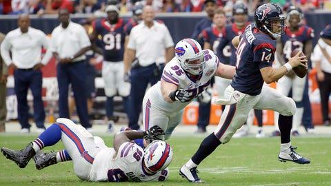 Kyle Williams, DT, Bills