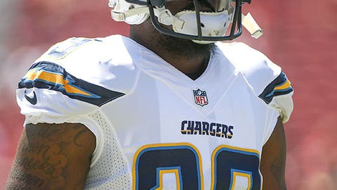 Shareece Wright, CB, Chargers