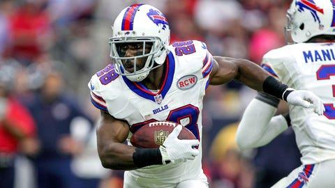 RB C.J. Spiller (Buffalo):