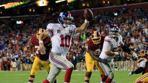 17. New York Giants