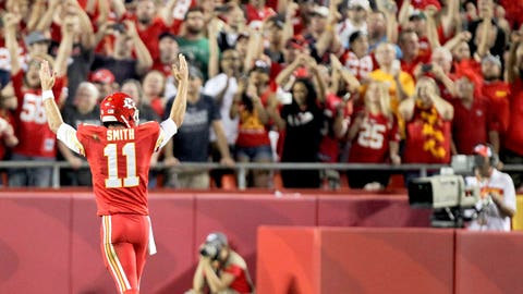 13. Kansas City Chiefs
