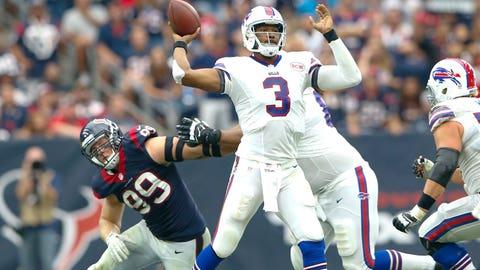Bills QB E.J. Manuel, $2.2 million