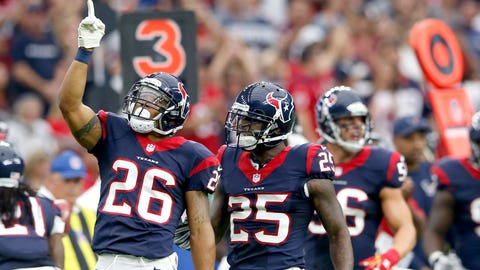 16. Houston Texans