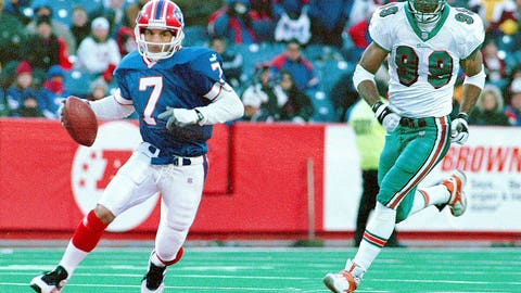 Doug Flutie and Rob Johnson (Bills)