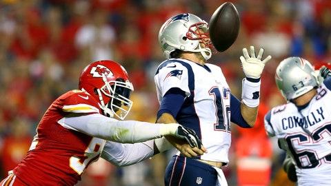15. New England Patriots