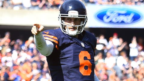 You still have Jay Cutler