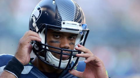 Russell Wilson Is Growing Up In 2014