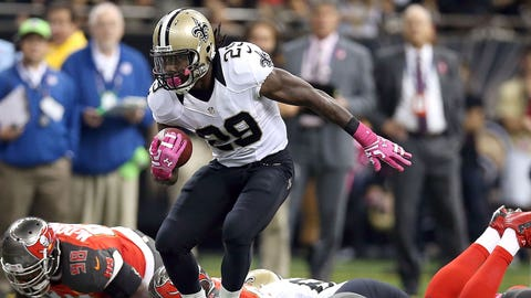 Khiry Robinson — 2013 — Undrafted