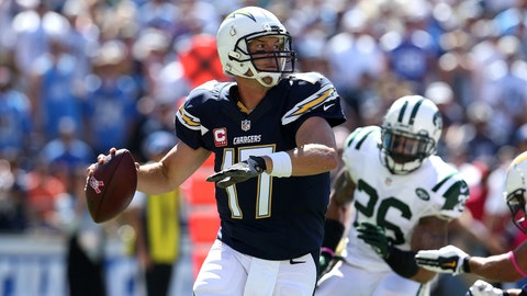 December 24: Los Angeles Chargers at New York Jets, 1 p.m. ET