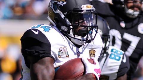 Storm Johnson, RB, Jaguars