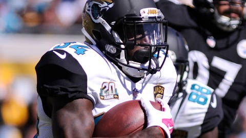 Storm Johnson, RB, Jaguars