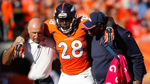 Montee Ball, RB, Broncos