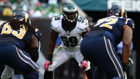 DeMeco Ryans, LB, Eagles