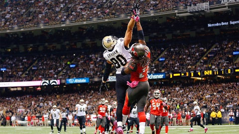 Jimmy Graham, TE, Saints