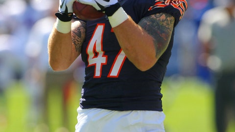 Chris Conte, S, Bears