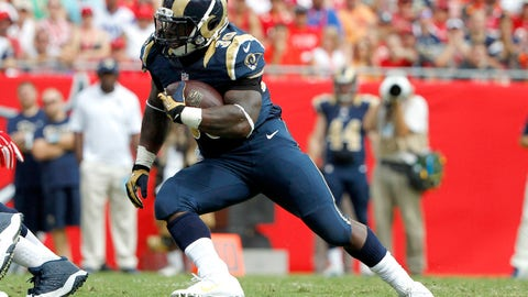 Zac Stacy, RB, Rams